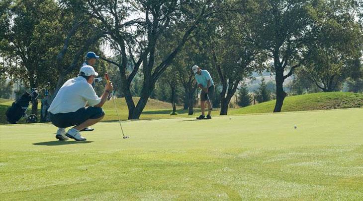 La provincia de Salamanca cuenta con cuatro campos de golf
