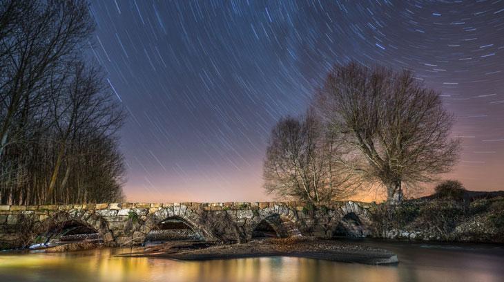 Puente romana de Nestar