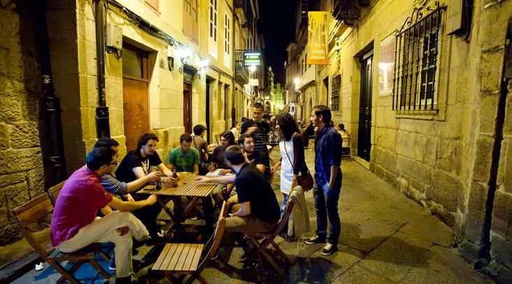 Os Viños. Foto Turismo de Ourense.