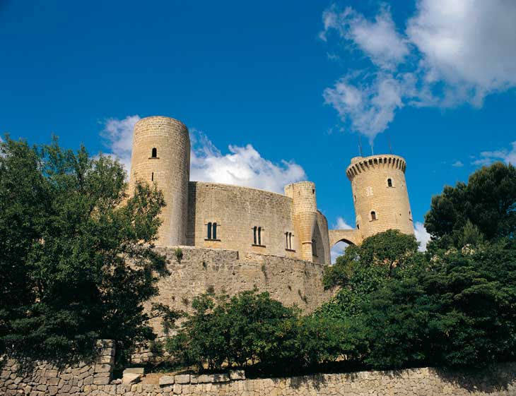 Castillo de Bellver © Manuela Muñoz