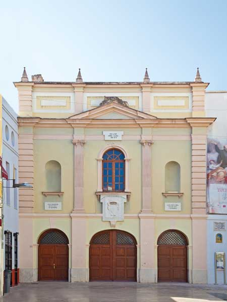 Iglesia Beato Andrés Hibernón © Visit Gandía