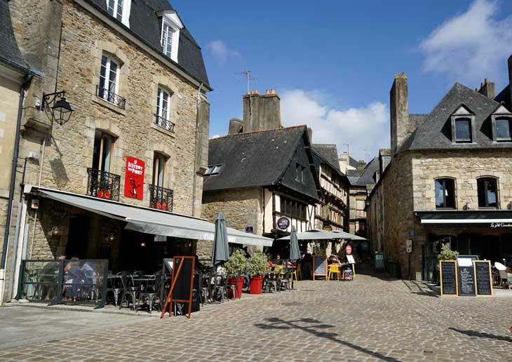 Auray y sus callejuelas medievales