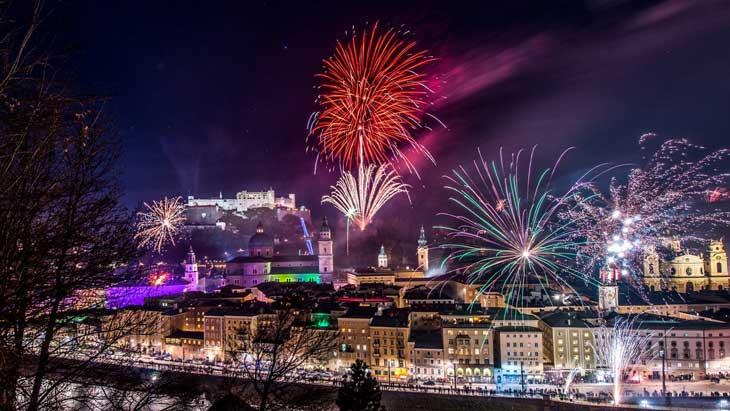 Fin de año en Salzburgo