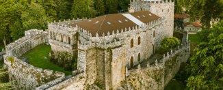 El Castillo de Soutomaior, en las Rías Baixas, será un museo a partir de abril de 2018