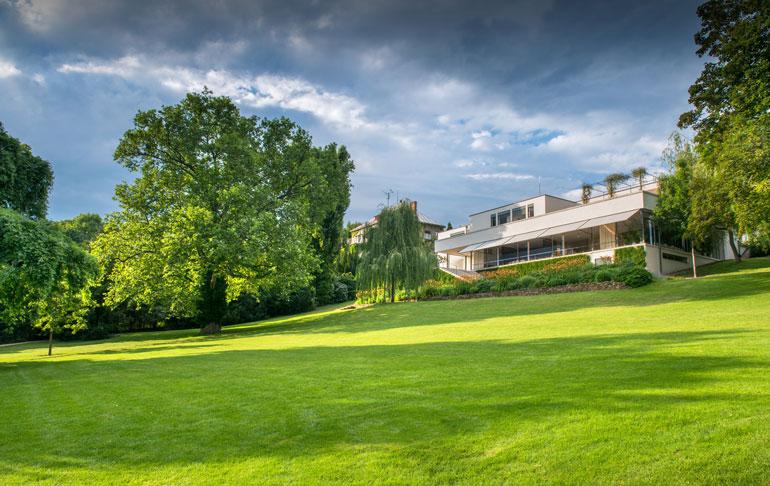 Villa Tugendhat. Foto Ales Motejl