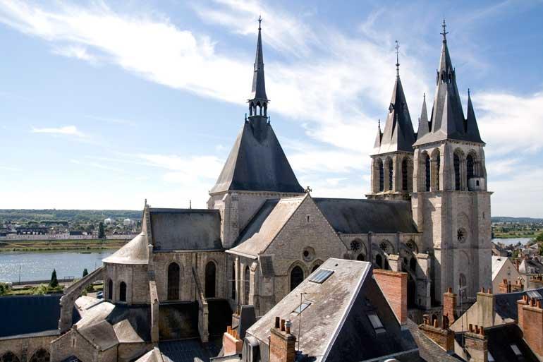 Panorámica de Blois