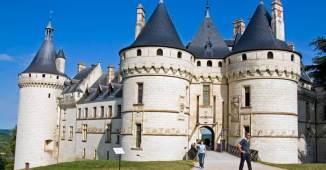 Castillo de Chaumont sur Loire