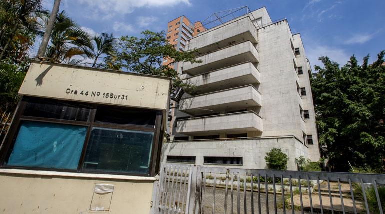 Edificio Mónaco de Medellín