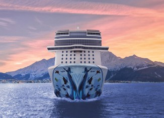 Norwegian Bliss en Alaska