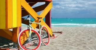 Las playas de Miami son de arena fina y aguas cristalinas