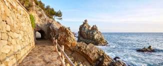 Camí de Ronda en Lloret de Mar