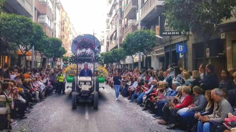 Desfile de la Batalla de las Flores