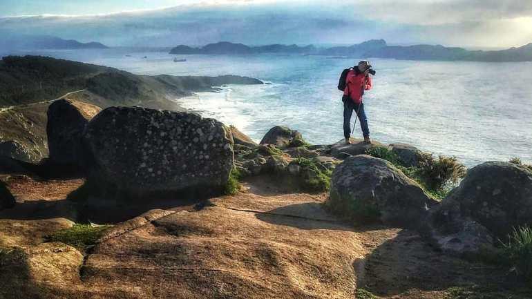 Mirador natural del Monte do Facho