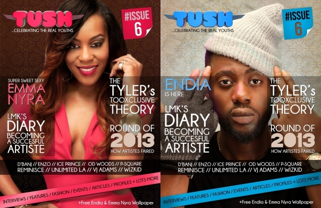 Tush Magazine issue 6
