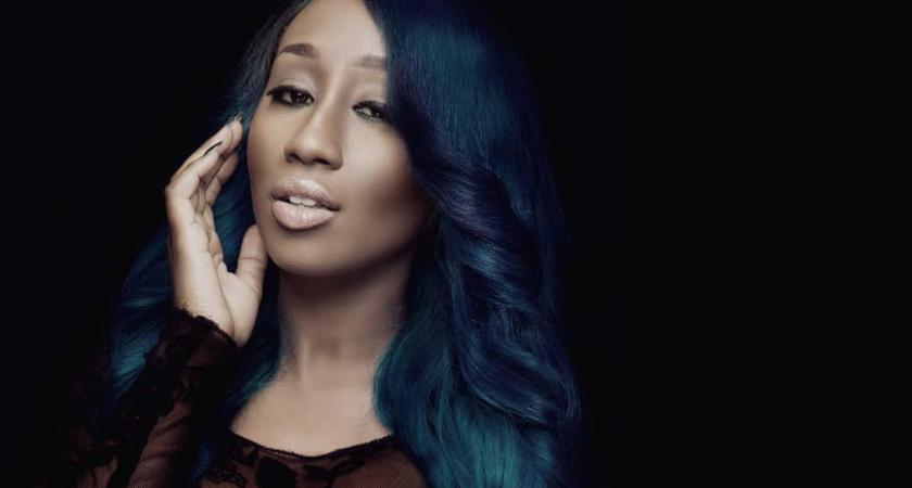 Up Next! Victoria Kimani