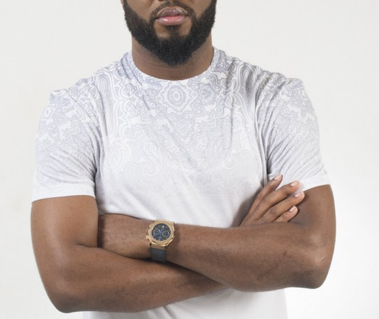Interview with Praiz