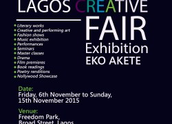 Event: 2015 Lagos International Trade Fair [Eko Akete]