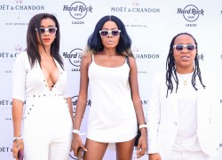 Photos from International Moet Party Day.