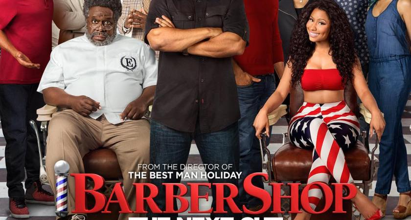 Movie Review: Barbershop 3 (The Next Cut)