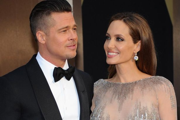 "The Word ""Cheating""; Between Brad Pitt and Angelina Jolie"