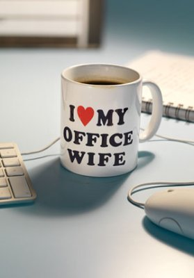 5 Reasons Why You Deserve A Work Spouse