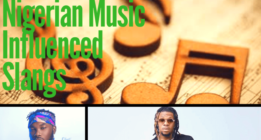 Some Nigerian Music Influenced Slangs And Their Meanings