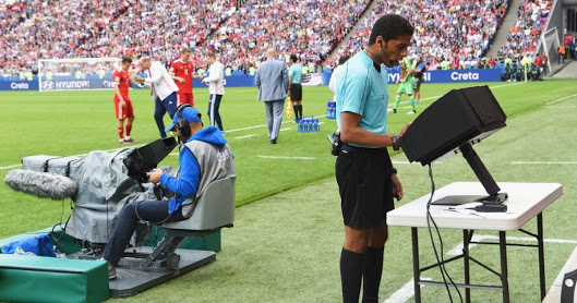 Can VAR Technology Save The World Of Football?