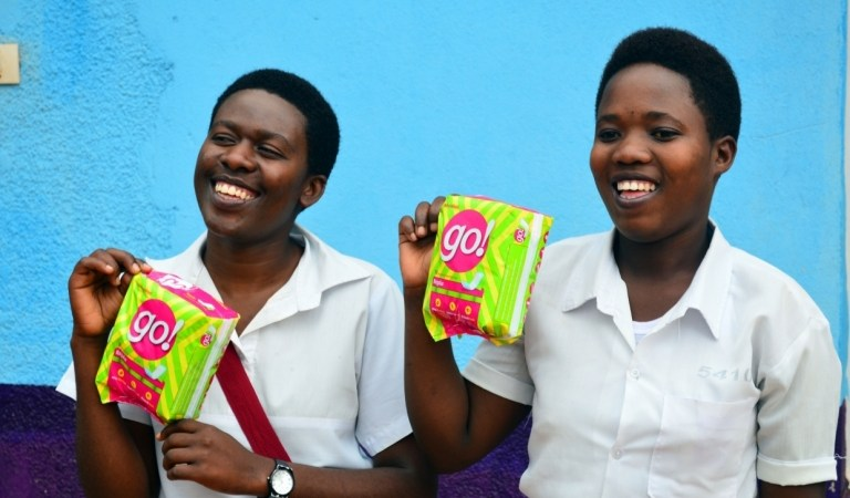 Give A Girl Child A Pad