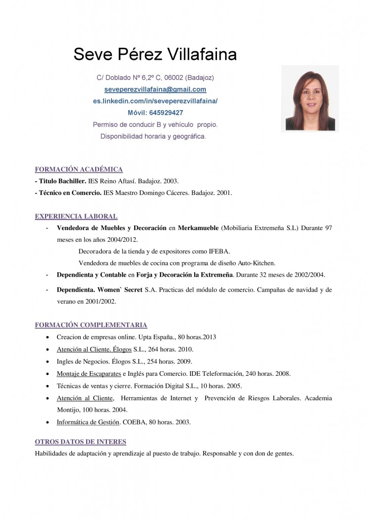 Modelos De Curriculum Vitae 2014 Doc Get Paid For Essays