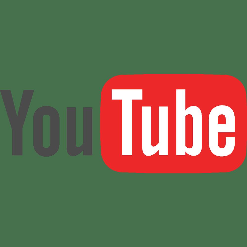 Resultado de imagen para youtube logo