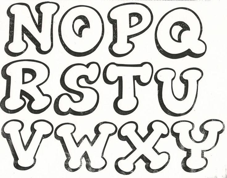 Letras Cursivas Bonitas