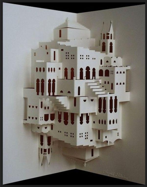 Kirigami Architecture Templates