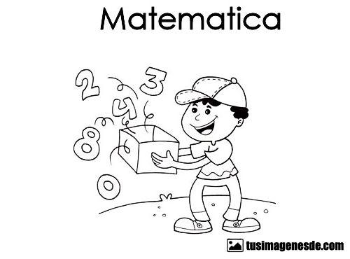 Dibujos Matematicas Para Colorear Dibujos Para Colorear