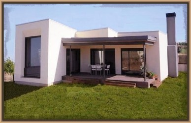 Imágenes de casas pequeñas modernas Imágenes