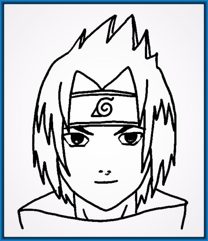 Dibujos Lapiz De Naruto