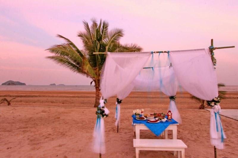 Tusita Wellness Resort Chumphon : Honeymoon Package