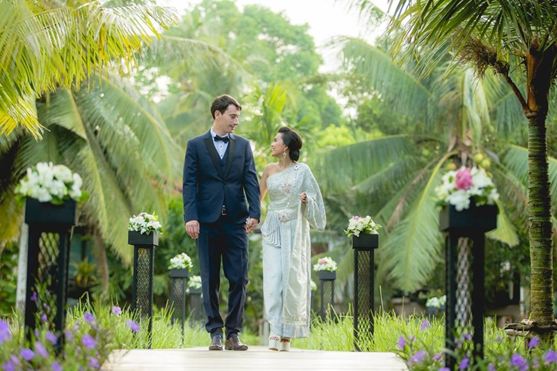 Tusita Wellness Resort Chumphon : Wedding Package