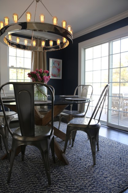 Dining Room Interior Design in Fairfield, CT
