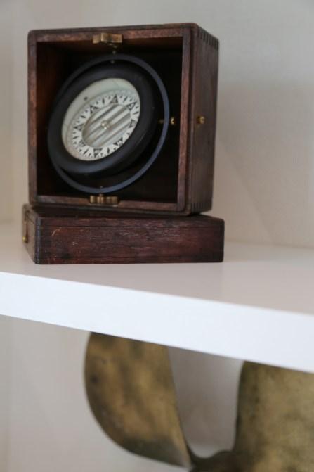 Home Renovation Compass Detail