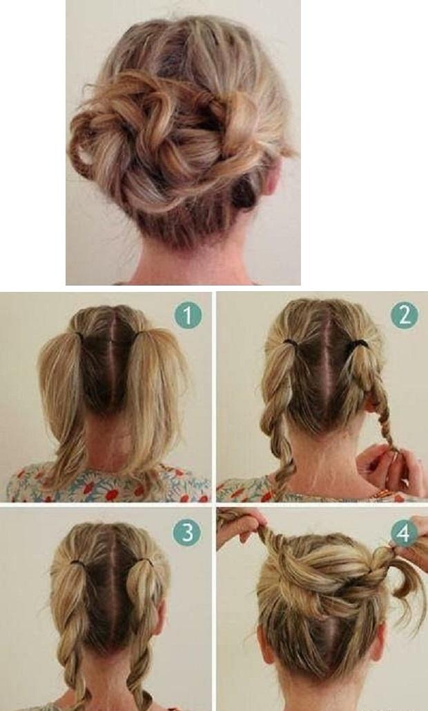 7 Peinados Para Cabello Corto Faciles De Hacer Que Te Haran Lucir Genial