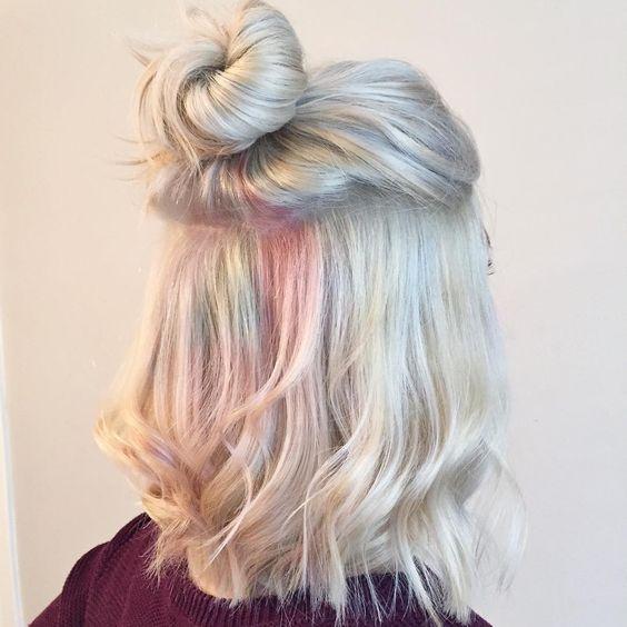 peinados locos recogidos