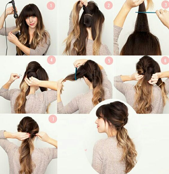 peinados-semirecogidos
