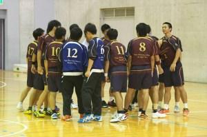東京理科大学第Ⅰ部体育局ハンドボール部