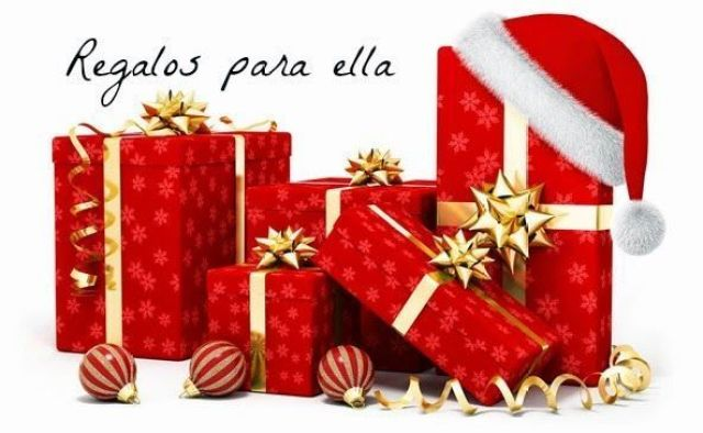 Regalos Navidad 2014