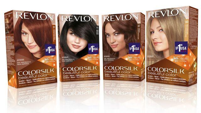 Cambio de look con ColorSilk de Revlon