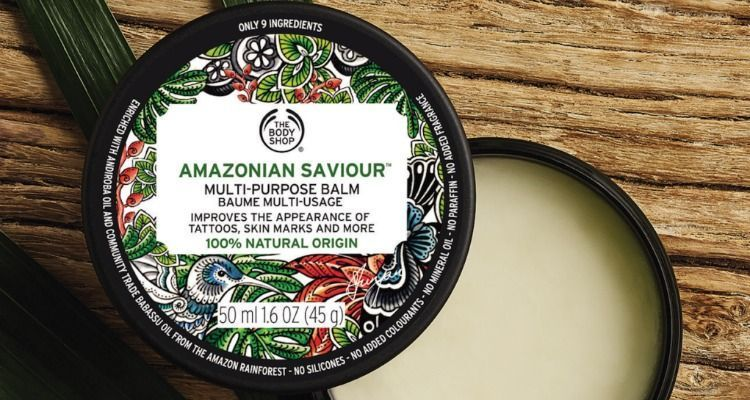 balsamo multiusos the body shop