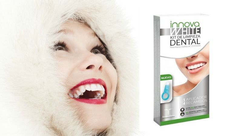 kit de limpieza dental innovawhite