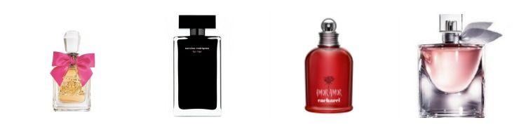 navidad regalos perfumes