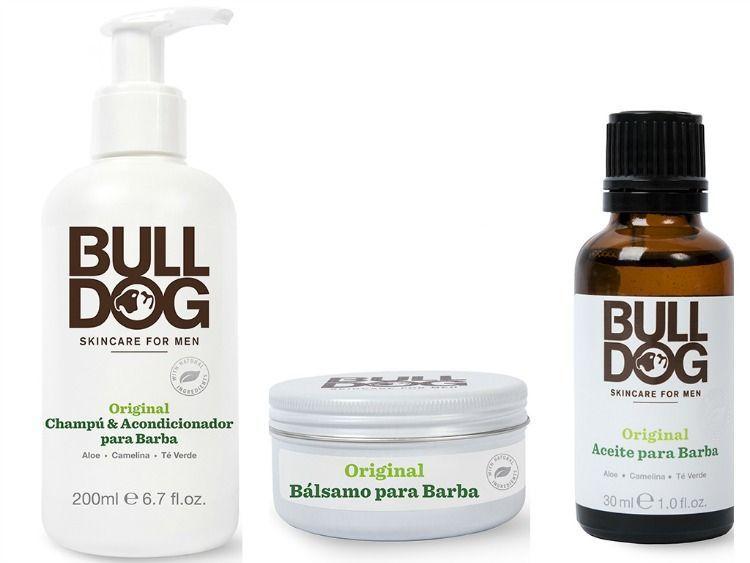 cuidados barba bulldog