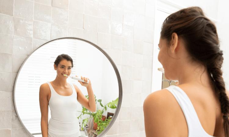 ToothWave cuidado bucal cepillo eléctrico